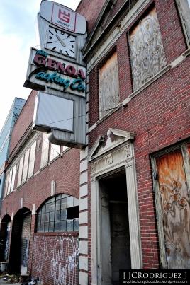 Edificio Genoa Packing Co. Boston MA. 2013