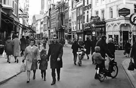 Holanda sin autos
